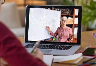 Våra utbildningar och konferenser genomförs digitalt t.o.m. april 2021