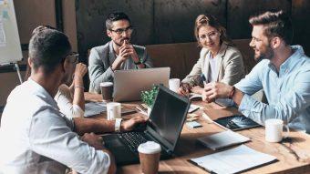 Arbetsgruppens dynamik