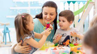 Barnskötare Elevassistent Lärling