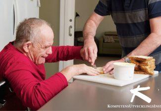Att åldras med intellektuell funktionsnedsättning – Enskede-Årsta-Vantör Stadsdelsförvaltning