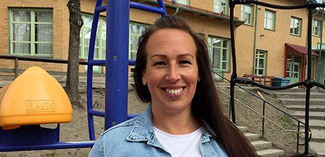 Karin Sandberg Barnskötare lärlingsutbildning