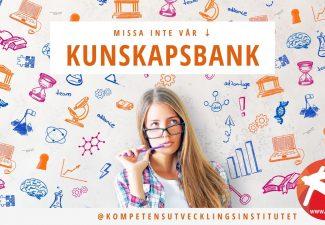 Kunskapsbanken ger dig svaret på din fråga!