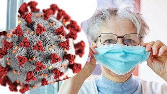 Att arbeta med smittspridning inom omsorgen (Covid-19)