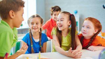 Hissad och dissad – om barns relationsarbete