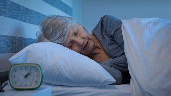 Sömn och omvårdnad på natten