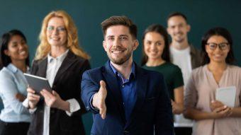 Utbildning för personal som ska introducera vikarier och nyanställda