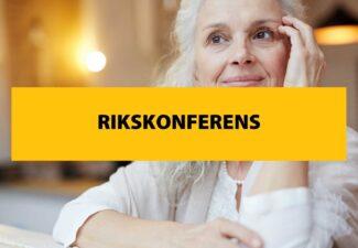 Rikskonferens Kvalitet inom äldreomsorg 2022